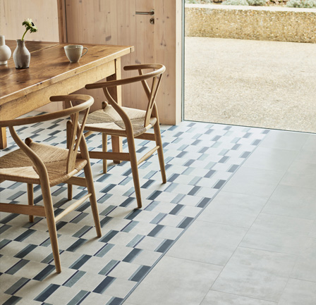 Luxury Vinyl Tiles Bath - Luxury Vinyl Tiles Bristol, Avon Amtico